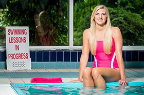 Olympian to open new leisure centre
