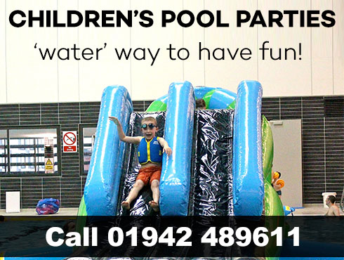 Just £143 for two hours of fun - and the perfect party!
