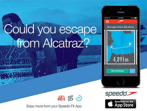 Check out the new Speedo Fit app for iPhone