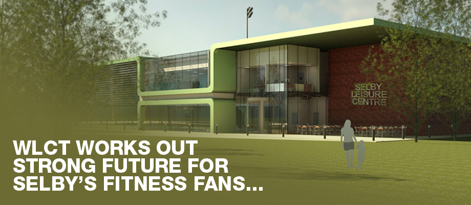 Selby's new leisure centre given the green light